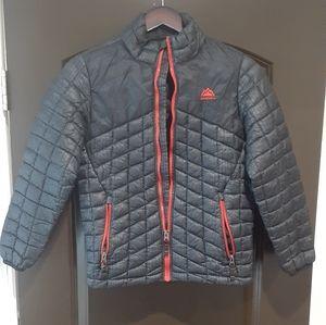 Boy's Snozu nylon glacier shield jacket - sz 10/12
